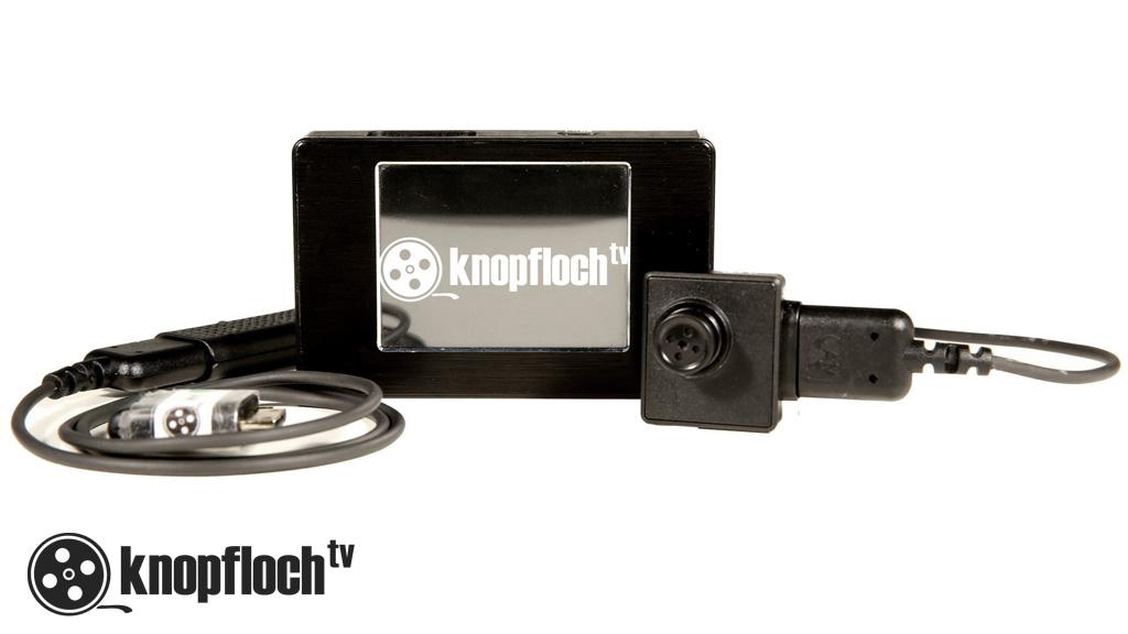 Verdeckt drehen – so geht\'s: Legal drehen mit verstecker Kamera ...